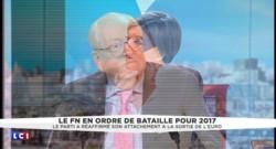 """Jean-Marie Le Pen : """"La double-nationalité, un peu comme la bigamie"""""""