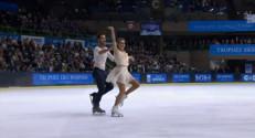 Le 13 heures du 27 janvier 2015 : Danse sur glace: Papadakis-Cizeron, l'espoir d'un podium européen - 1700.184