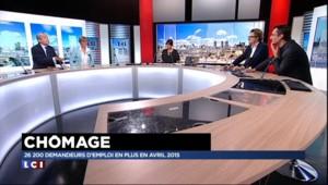 """Record du chômage : """"Le problème est bien au cœur du parti socialiste"""""""