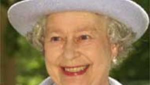 Reine Elizabeth II d'Angleterre