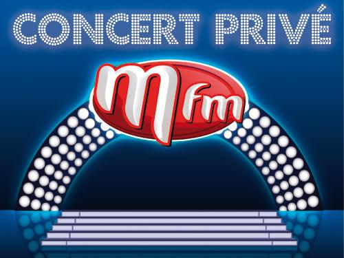 Participez au concert privé Mfm