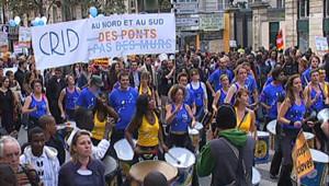 immigration manifestation paris