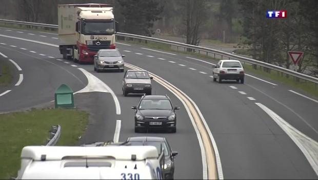 La RCEA, la route Centre-Europe Atlantique, la plus dangereuse de France