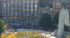 Le 20 heures du 25 octobre 2014 : Fusillade �ttawa : vive �tion au Canada - 534.2393921051025