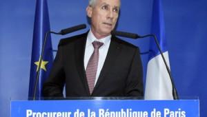Le procureur de la République de Paris, François Molins.
