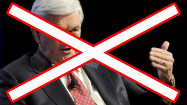 Newt Gingrich a abandonné la course à l'investiture le 2 mai