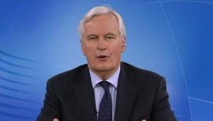 """Barnier : """"nous avons passé le pic de la crise"""""""