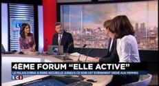"""""""Elle Active"""", un forum pour l'égalité hommes-femmes"""