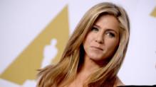 Jennifer Aniston lors des Oscars 2015 le 22 février 2015 à Los Angeles.