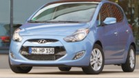 HYUNDAI ix20 1.6 CRDi 115 Panoramic Sunsation - 2011