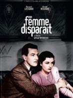 Affiche 2010 du film Une femme disparait
