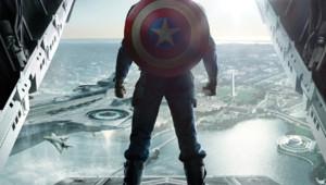 Affiche préventive du film Captain America : le soldat de l'hiver
