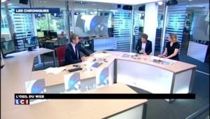 Allemagne-Brésil : clash sur Twitter entre Louis Sarkozy et Léonard Trierweiler