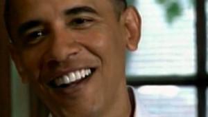 barack Obama sourire
