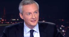 Bruno Le Maire sur TF1 le 22 septembre 2014