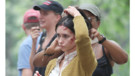 Jennifer Love Hewitt en images : en direct du tournage de New York Unit spciale