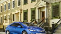 La nouvelle Chevrolet Volt, une berline électrique à prolongateur d'autonomie.