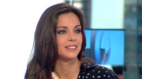 Miss France 2013 : &quot;J&#039;ai pour objectif de devenir pdiatre&quot;