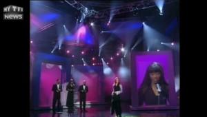 """Moment culte sur TF1 : quand Axelle Red charmait """"Sacrée Soirée"""" avec son titre """"Sensualité"""""""