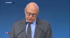 """Sapin : """"La croissance ne commencera à accélérer que très progressivement à partir de 2015"""""""