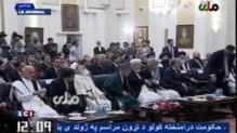 Afghanistan : accord sur un partage du pouvoir