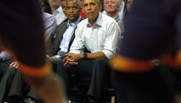 Barack Obama NBA Basket Chicago Bulls