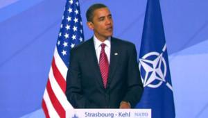 Barack Obama Otan