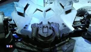 """""""Batman vs Superman"""" : le rideau est tombé, voici la nouvelle Batmobile"""