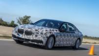 BMW Série 7 2015 Camouflage