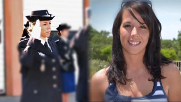 Les deux gendarmes Alicia Champlon, 29 ans et Audrey Berthaut, 35 ans, ont été tuées dimanche à Collobrières (Var) alors qu'elles intervenaient pour régler un différend à la suite d'un vol.