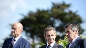 Sarkozy Juppé Fillon La Baule Les Républicains