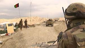 Soldats en Afghanistan