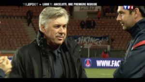 Carlo Ancelotti - Paris Saint Germain