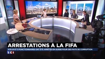 """Arrestations à la Fifa : """"Blatter s'en sort toujours"""""""