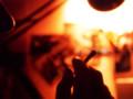 drogue cannabis joint cigarette feuille fumée