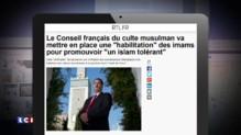 """Islam : """"Il faut faire ce que Napoléon a fait avec les Juifs il y a deux siècles, c'est-à-dire cadrer"""""""