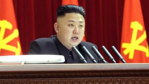 Kim Jong-un, le 31/3/13