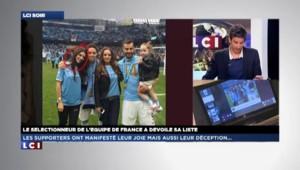 La copine de Nasri insulte la France et Deschamps sur Twitter