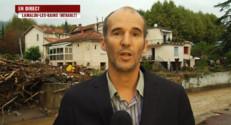 Le 13 heures du 18 septembre 2014 : Intemp�es : de nouvelles pr�pitations sont attendues �amalou-les-Bains - 1204.528