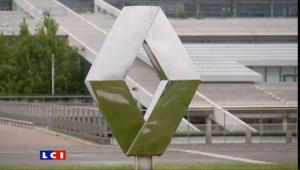 Le siège de Renault.