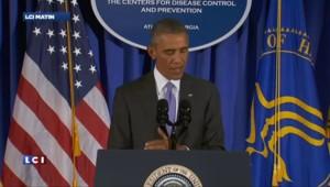 """Obama sur Ebola : l'épidémie """"devient hors de contrôle"""""""