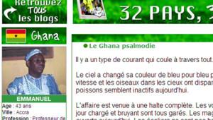 TF1/LCI blog mondial capture blog ghana 13 juin