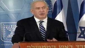 Benjamin Netanyahu, le 15/11/12