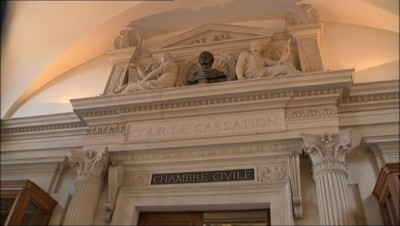 La Cour de cassation/Image d'archives