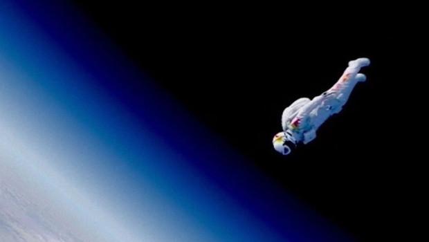 Le défi fou de l'homme-fusée