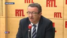 """Le député PS frondeur Christian Paul dénonce """"un gâchis historique"""""""