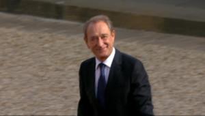 Le maire de Paris Bertand Delanoë.