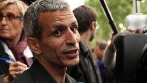 Malek Boutih le 9 juin 2009
