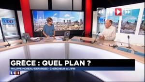 """Ils l'ont dit sur LCI : """"Nous voulons que la Grèce reste au cœur de l'Europe"""""""