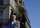 Jean-Marie Le Pen, le 01/05/16 à Paris